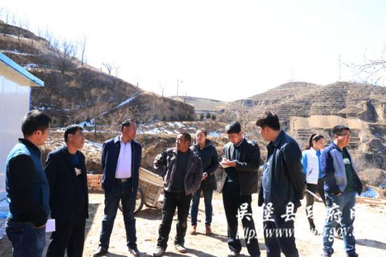 张家山镇组织人大代表开展视察调研活动-吴堡县人民图片