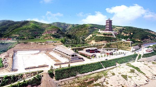 吴堡旅游-黄河二碛听涛小镇