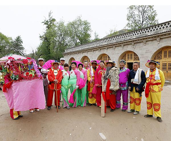 吴堡旅游-张天恩赶牲灵艺术馆