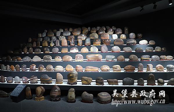吴堡旅游-黄河奇石博物馆